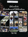 Columbia's bicentennial celebration : 1786-1986