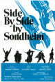 Side by Side by Sondheim program